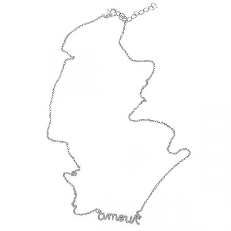 Lănțișor Argint Amour [2]