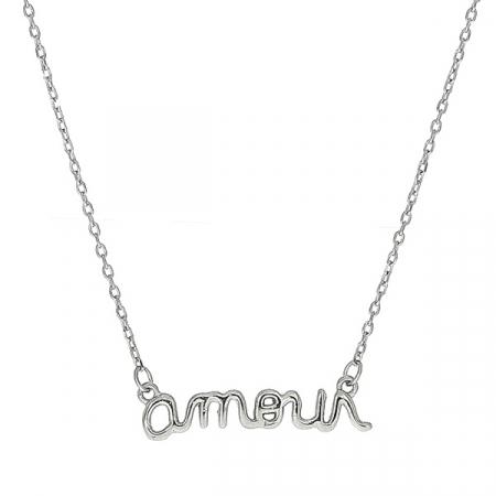 Lănțișor Argint Amour [0]