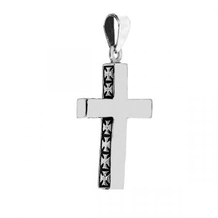 Pandantiv cruce din argint [1]