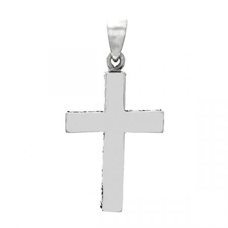 Pandantiv cruce din argint [0]