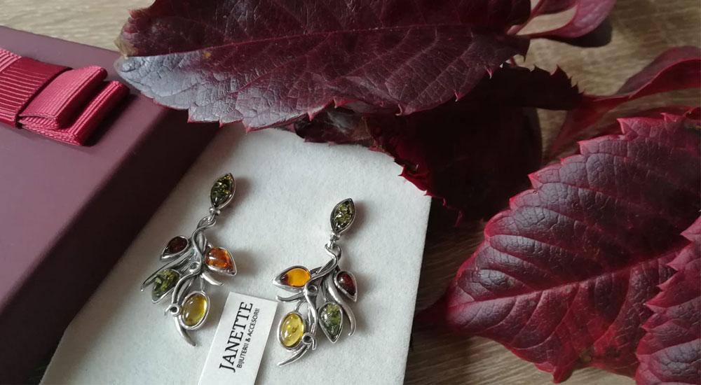 5 beneficii pentru care să alegi bijuteriile cu ambra, toamna