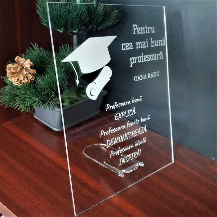 Cadou personalizat Pentru cea mai buna profesoara [1]