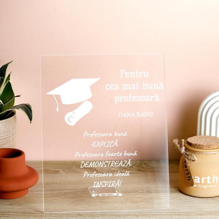 Cadou personalizat Pentru cea mai buna profesoara [0]