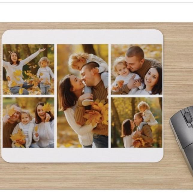 Mouse pad personalizat cu 5 poze [0]
