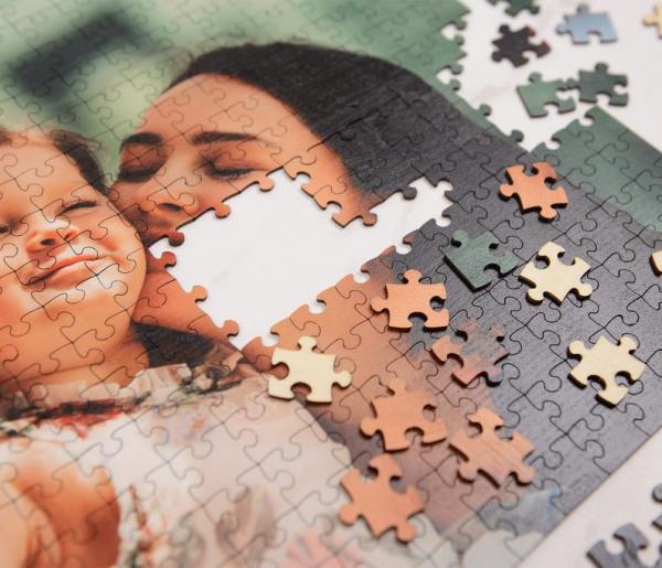 Cadou personalizat Puzzle cu 3 poze-120 piese [0]