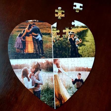 Puzzle personalizat magnetic sub forma de inima [1]
