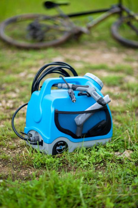 Jet2Go - aparat de spalat cu presiune portabil 8