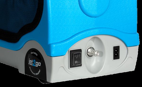 Jet2Go - aparat de spalat cu presiune portabil 5