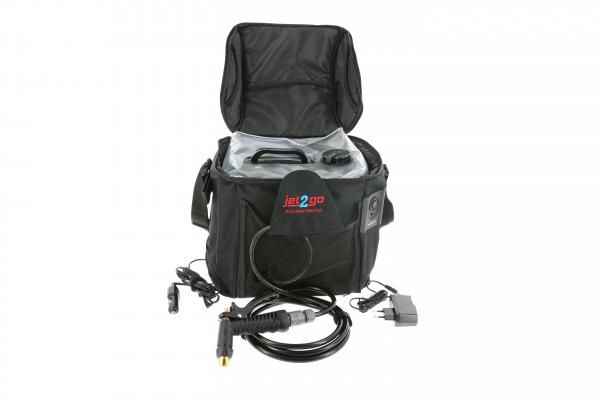 Jet2Go C3 - aparat de spalat cu presiune portabil 1