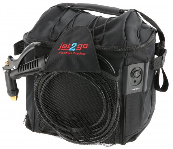 Jet2Go C3 - aparat de spalat cu presiune portabil 0