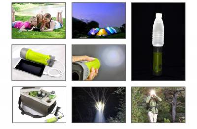 Baterie externa si lanterna Jet2Go5