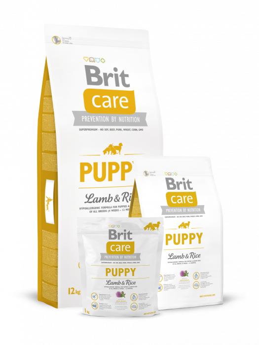 Brit Care Puppy Lamb and Rice / jolexpet [0]