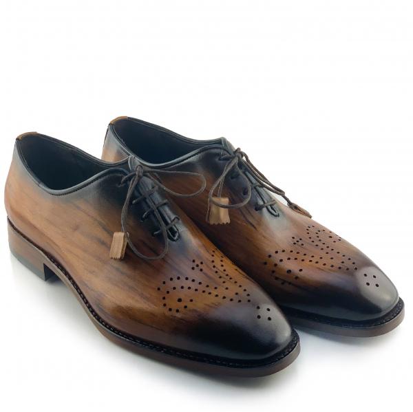 Pantofi eleganți din piele naturală Erik Maro 1