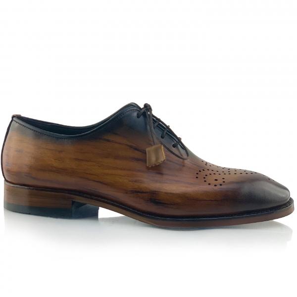 Pantofi eleganți din piele naturală Erik Maro 2