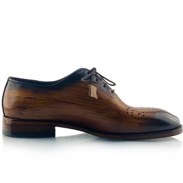 Pantofi eleganți din piele naturală Erik Maro 3