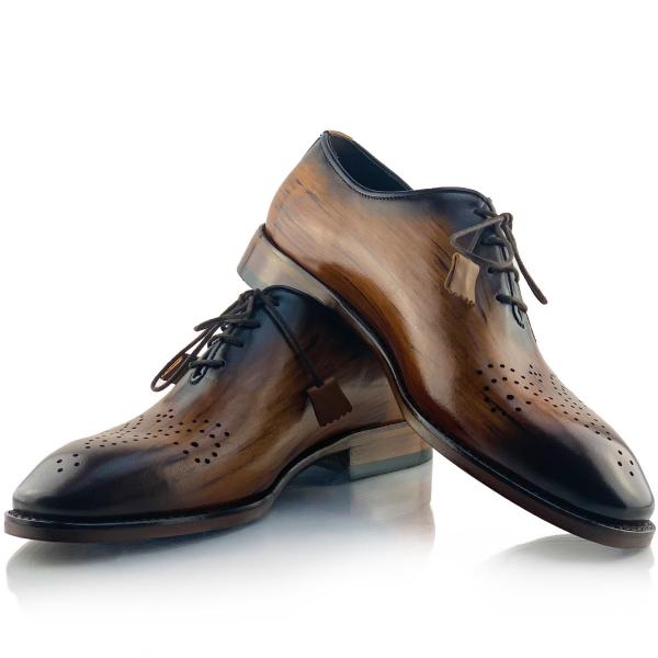 Pantofi eleganți din piele naturală Erik Maro 0