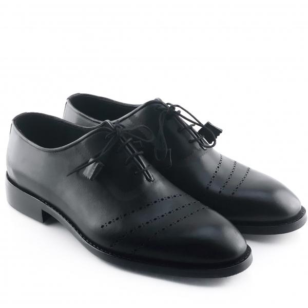 Pantofi eleganți din piele naturală Lorenzo Negri 1