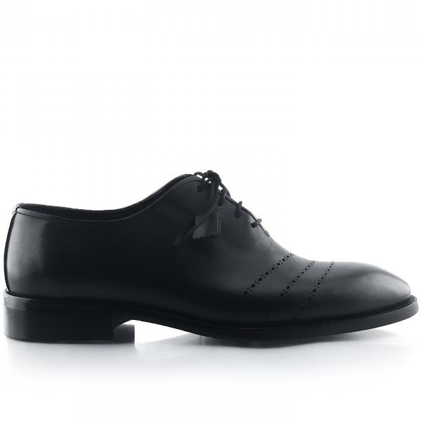 Pantofi eleganți din piele naturală Lorenzo Negri 2
