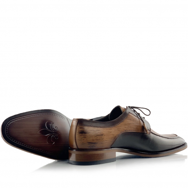 Pantofi eleganți din piele naturală ANTONIO 4