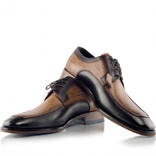 Pantofi eleganți din piele naturală ANTONIO 0