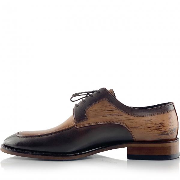 Pantofi eleganți din piele naturală ANTONIO 3