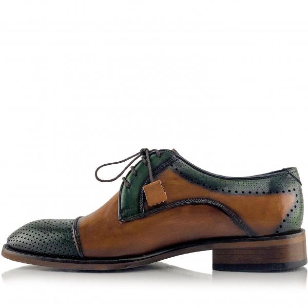 Pantofi eleganți din piele naturală Fabio 3