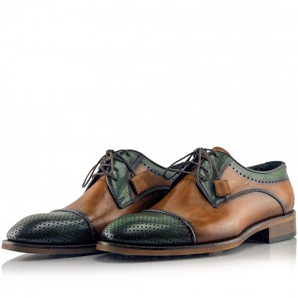 Pantofi eleganți din piele naturală Fabio 1