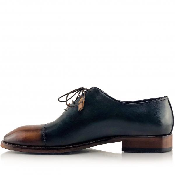 Pantofi eleganți din piele naturală MASSIMO 3