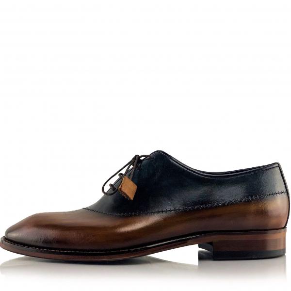 Pantofi eleganți din piele naturală MASSIMO 2