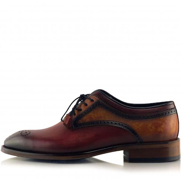 Pantofi eleganți din piele naturală OSCAR 2