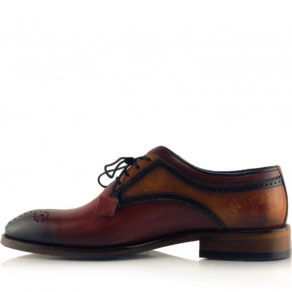 Pantofi eleganți din piele naturală OSCAR 3