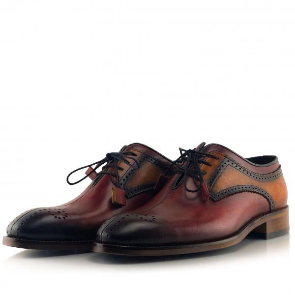 Pantofi eleganți din piele naturală OSCAR 1