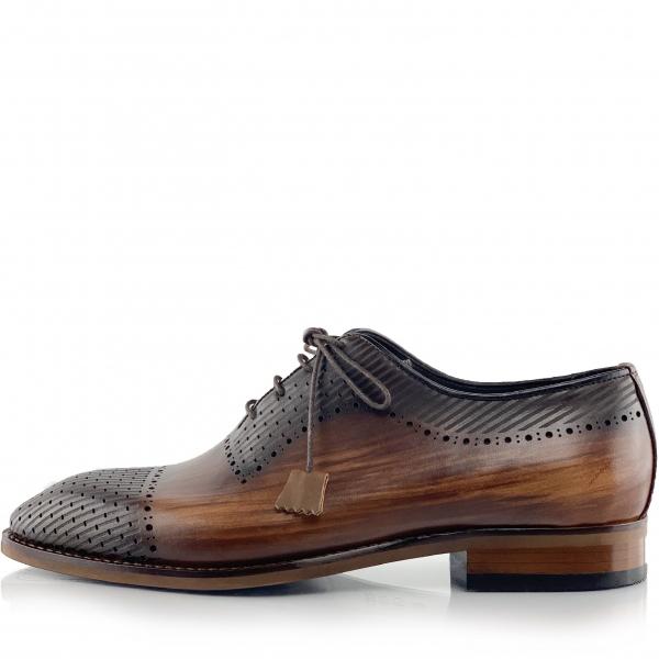 Pantofi eleganți din piele naturală VIKTOR 2