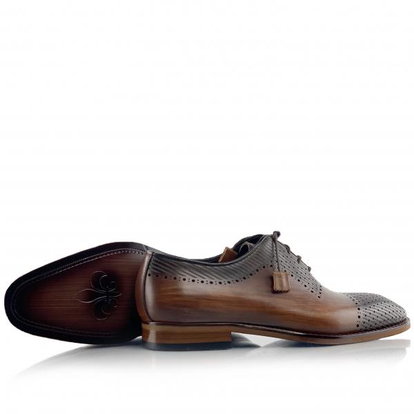 Pantofi eleganți din piele naturală VIKTOR 4