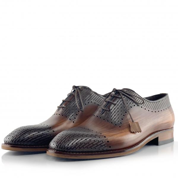 Pantofi eleganți din piele naturală VIKTOR 1