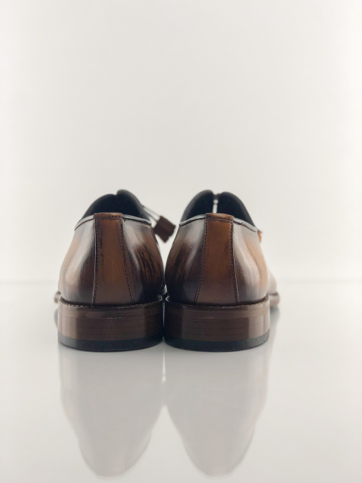 Pantofi eleganți din piele naturală FRANCESCO 4