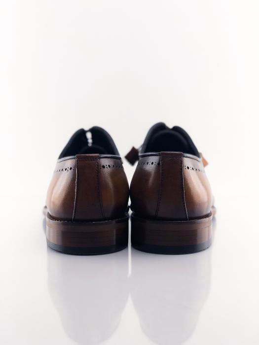 Pantofi eleganți din piele naturală MATTEO 4