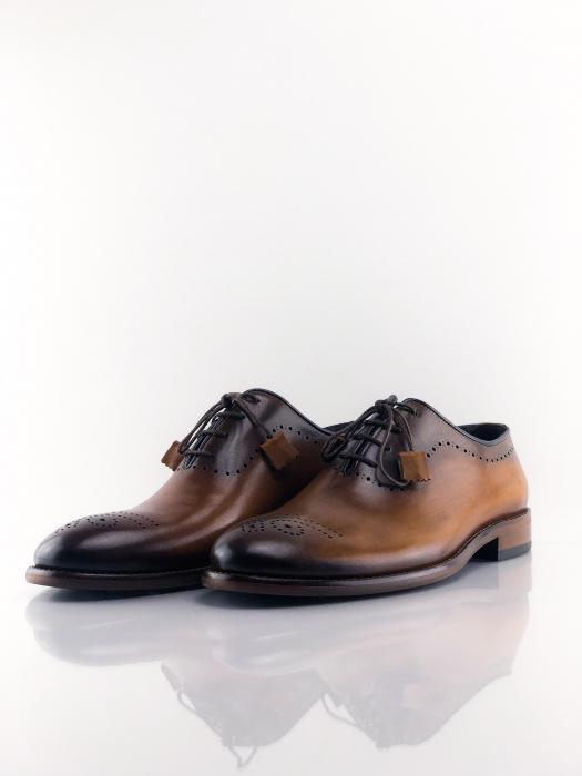 Pantofi eleganți din piele naturală MATTEO 2