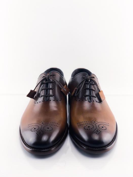 Pantofi eleganți din piele naturală MATTEO 5