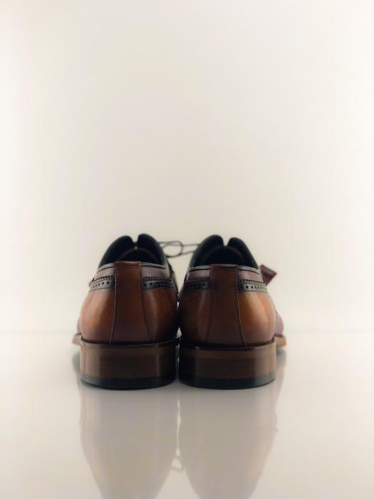 Pantofi eleganți din piele naturală OSCAR 4