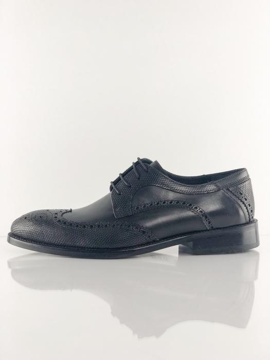 Pantofi eleganți din piele naturală OXFORD 3