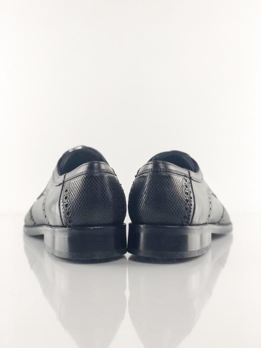 Pantofi eleganți din piele naturală OXFORD 4