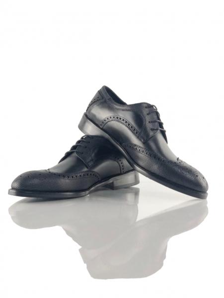 Pantofi eleganți din piele naturală OXFORD 1