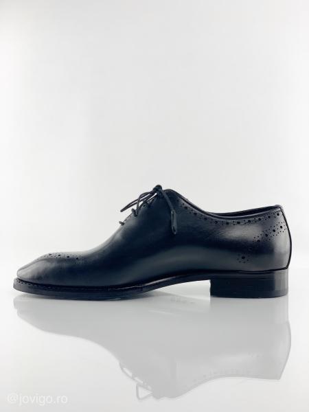 Pantofi eleganți din piele naturală ALBERTO 6