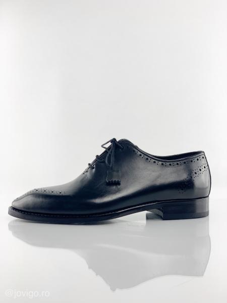 Pantofi eleganți din piele naturală ALBERTO 5