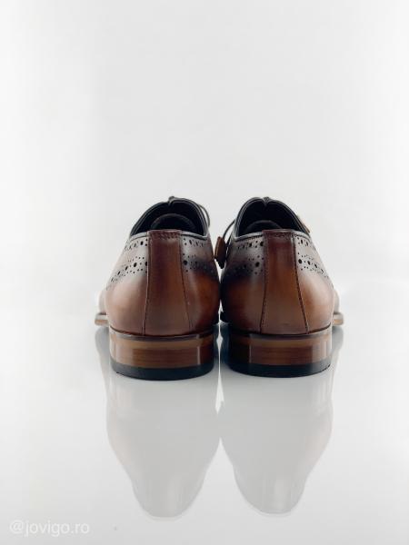 Pantofi eleganți din piele naturală ERIK 3