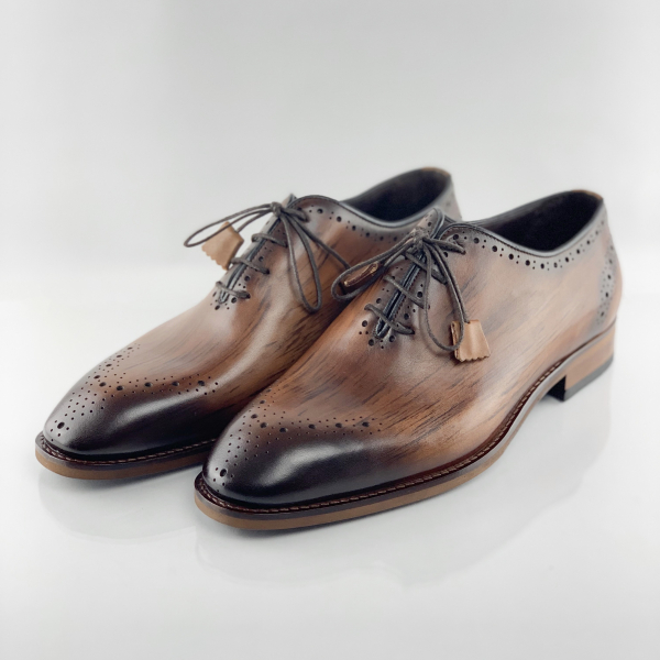 Pantofi eleganți din piele naturală ERIK 1