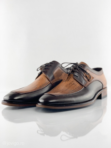Pantofi eleganți din piele naturală ANTONIO 2
