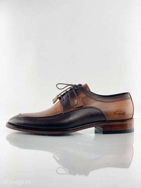 Pantofi eleganți din piele naturală ANTONIO 5