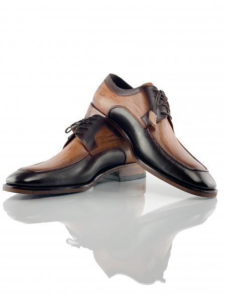Pantofi eleganți din piele naturală ANTONIO 1